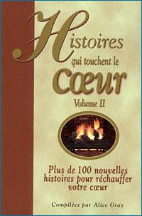 Histoires qui touchent le cœur - Vol. 2 Couverture du livre