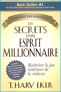 Les Secrets d'un esprit millionnaire Couverture du livre