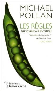 Les Règles d'une saine alimentation Couverture du livre