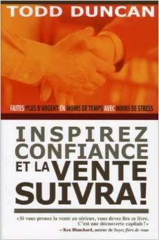 Inspirez confiance et la vente suivra ! Couverture du livre
