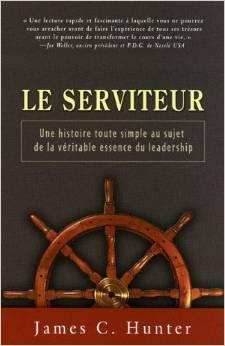 Le serviteur Couverture du livre
