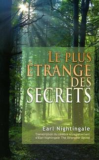 Le plus étrange des Secrets Couverture du livre