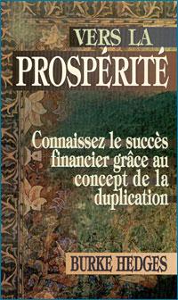 Vers la prospérité Couverture du livre