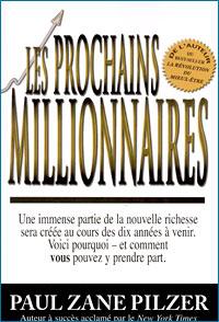 Les Prochains millionnaires Couverture du livre