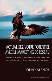 Actualisez votre potentiel avec le marketing de réseau Couverture du livre