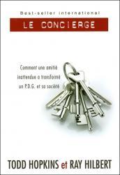 Le Concierge Couverture du livre